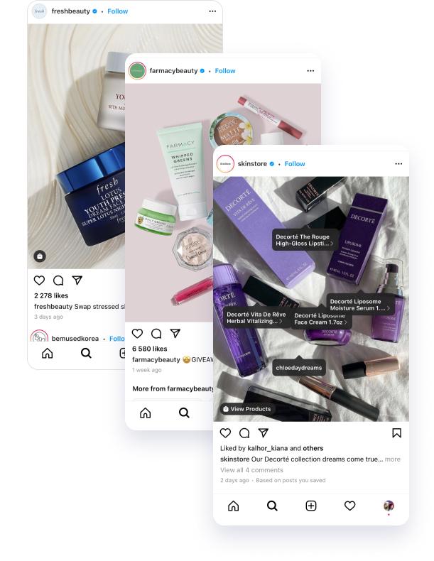 عکاسی از محصولات در اینستاگرام
