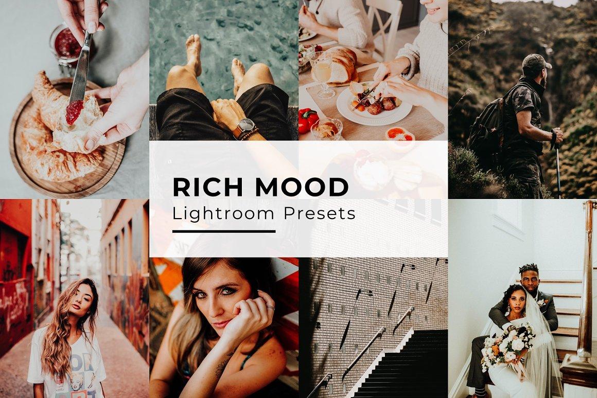 10 Rich Mood Lightroom Presets 11