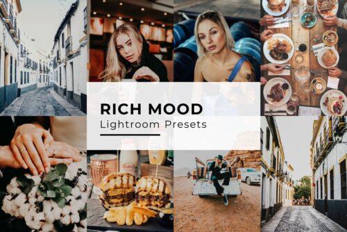 10 Rich Mood Lightroom Presets 9