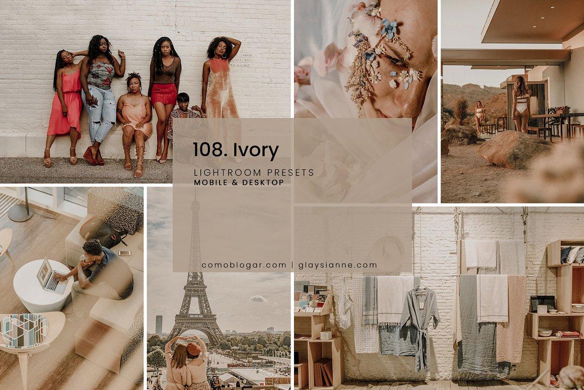108 Ivory Presets