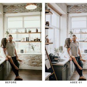 20 Indoor Bright Lightroom Presets 2