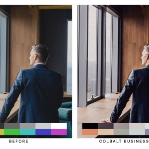 50 Bold Corporate Lightroom Presets and LUTs 5