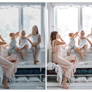 Bright and Airy Indoor Presets 1