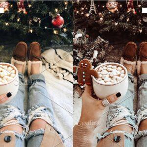 Christmas Hot Chocolate LR Presets 13