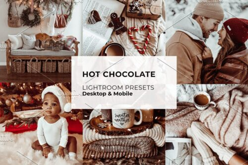 Christmas Hot Chocolate LR Presets
