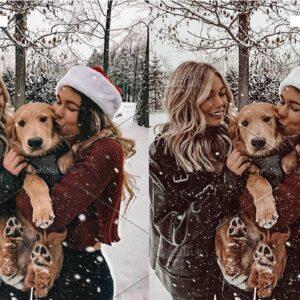 Christmas Hot Chocolate LR Presets 8