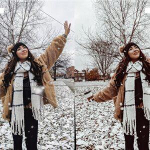 Christmas Hot Chocolate LR Presets 9