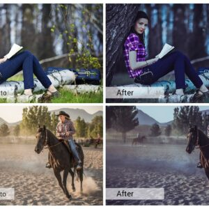 Cinema Lightroom Presets 5