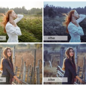 Cinema Lightroom Presets 8