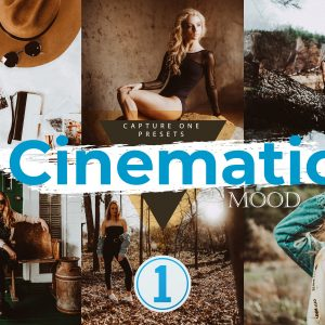 Cinematic Mood FOTO VIDEO full PACK Capture One