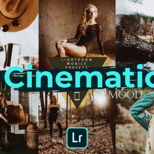 Cinematic Mood FOTO VIDEO full PACK Mobile