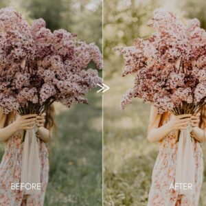 Creamy Portraits Premium Lightroom Presets Pack 1