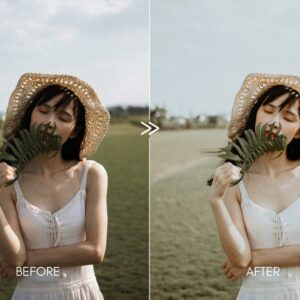 Creamy Portraits Premium Lightroom Presets Pack 2