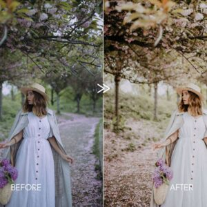 Creamy Portraits Premium Lightroom Presets Pack 3