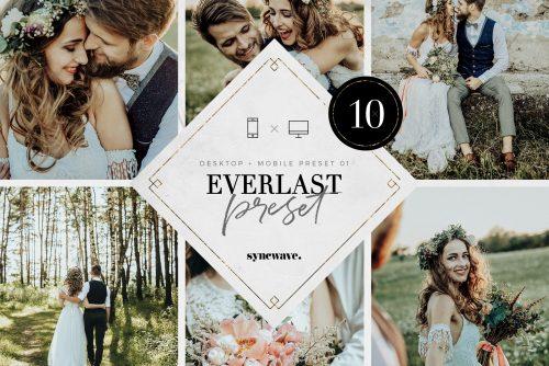 Everlast Lightroom Presets Bundle