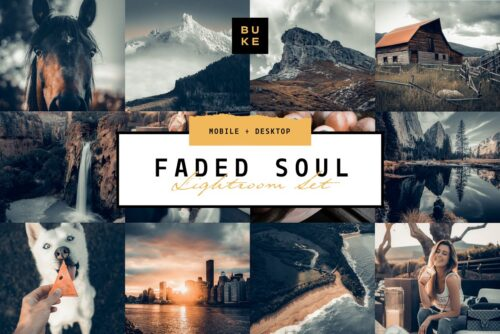Faded Soul Lightroom Preset