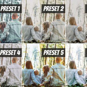 Family Mobile Lightroom Preset 7