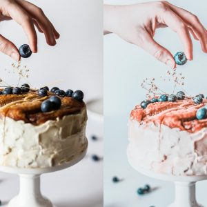 Food Blogger Mobile Desktop Lightroom Presets 1
