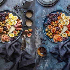 Food Blogger Mobile Desktop Lightroom Presets 3