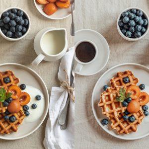 Food Blogger Mobile Desktop Lightroom Presets 8