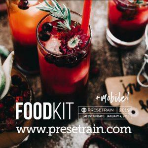 FoodKit Food Presets for LR ACR 11