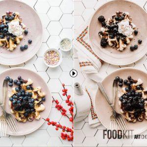 FoodKit Food Presets for LR ACR 4