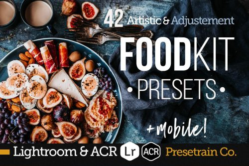 FoodKit Food Presets for LR ACR