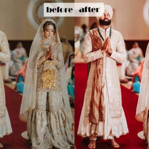 Indian Wedding Lightroom Presets 1