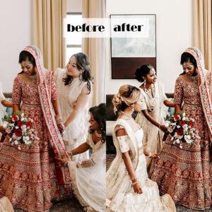 Indian Wedding Lightroom Presets 12