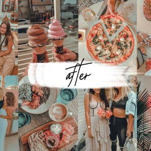 Instagram Blogger Lightroom Presets 2