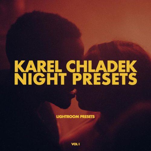 Karel Chladek – Night Presets Cover
