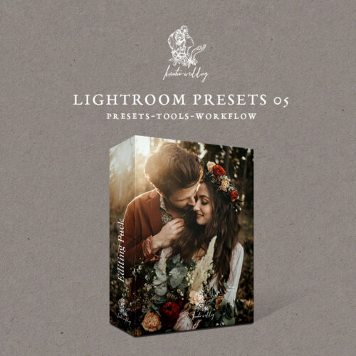 Kreativ Wedding – Editing Presets Pack
