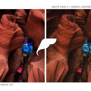Matte Lightroom Presets Vol. II 3
