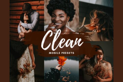 RICH and CLEAN Mobile Lightroom Presets