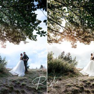 Rustic Wedding Lightroom Preset Pack 12