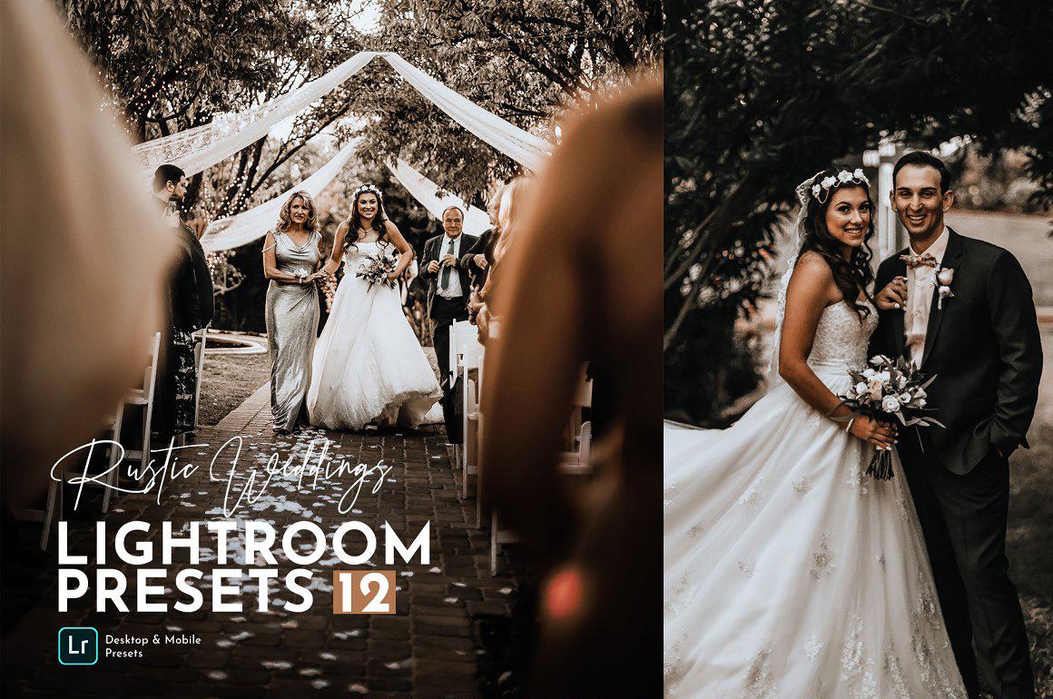 پریست های لایت روم مجموعه عروسی روستایی