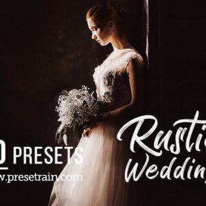 Rustic Wedding Presets 1