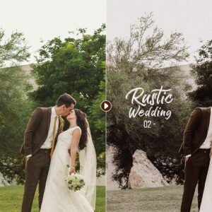 Rustic Wedding Presets 10
