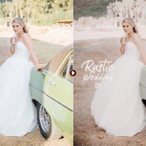 Rustic Wedding Presets 3