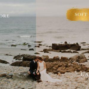 Soft Gold Wedding Presets 2