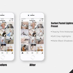 Sorbet Pastel Lightroom Preset 4