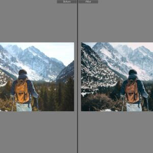 Traveler Lightroom Outdoor Presets 1