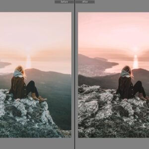 Traveler Lightroom Outdoor Presets 3