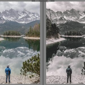 Traveler Lightroom Outdoor Presets 9