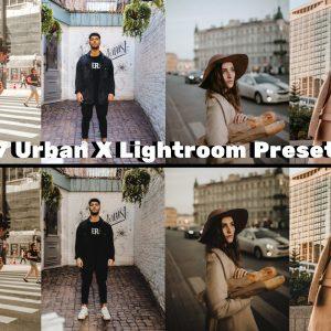 Urban X Mobile Lightroom Presets 11