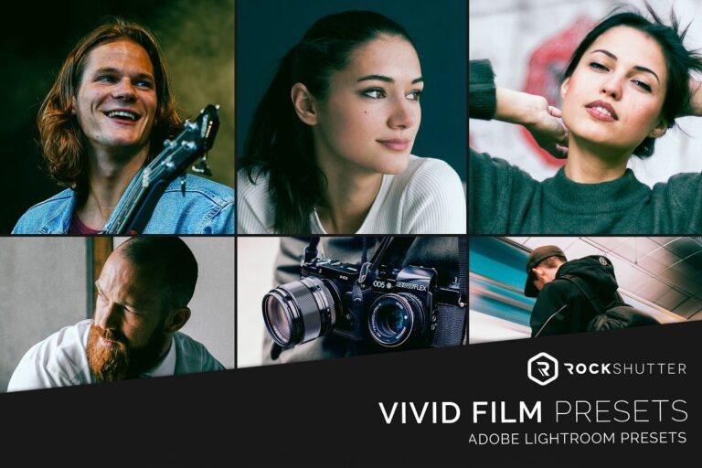 پریست های لایت روم مجموعه رایگان فیلم زنده