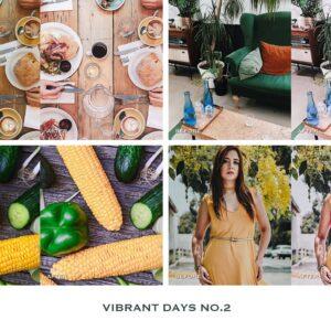 Vibrant Lightroom Presets Mobile 8