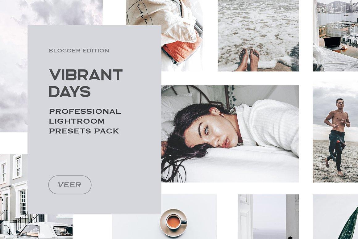 Vibrant Lightroom Presets Mobile