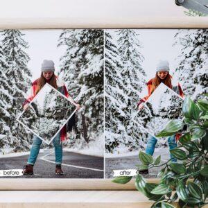Winter Breeze Lightroom Presets 2