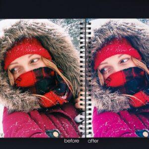 Winter Breeze Lightroom Presets 7